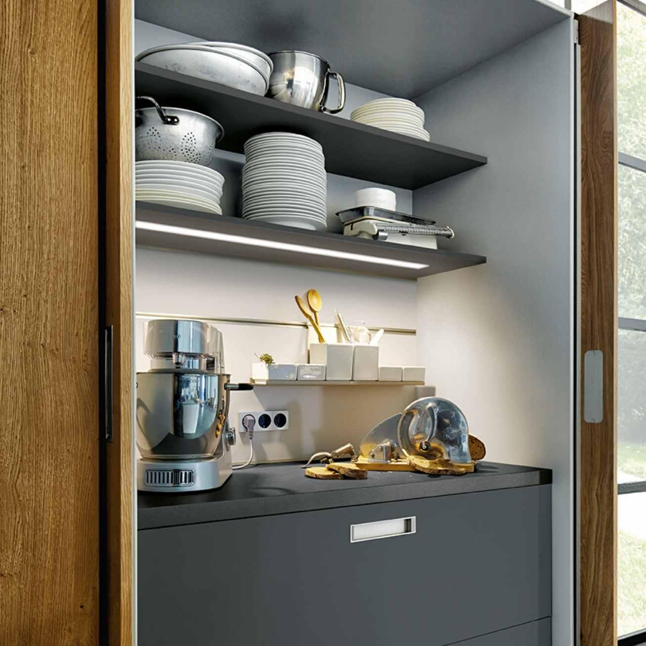 Next 125, NX502 Concealed Kitchen Appliances