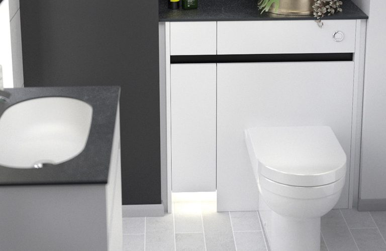 Contemporary Fitted Flat White (1)