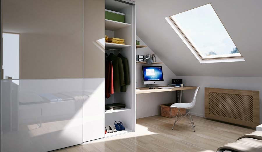 More space with wardrobes from Forever Spaces